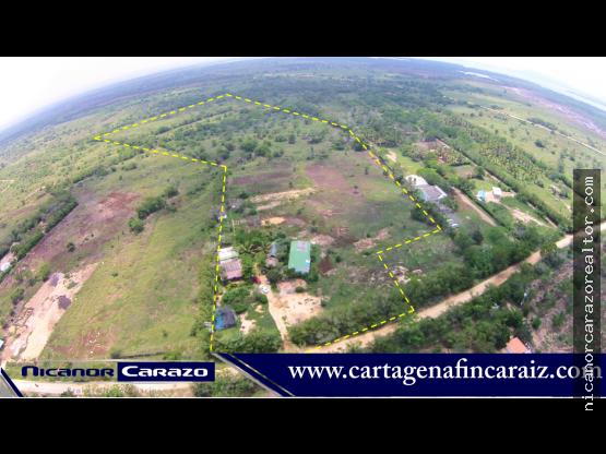 Venta de lote en Tierra Baja - Cartagena de indias