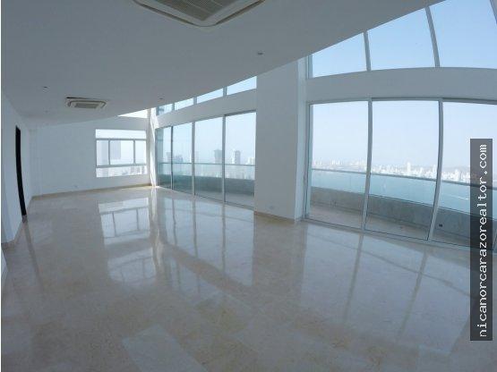 Venta de Penthouse en Castillogrande - Cartagena