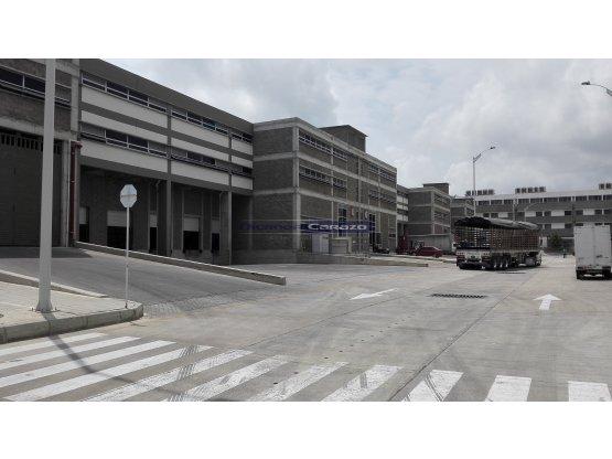 Alquiler de bodega industrial en Mamonal Cartagena