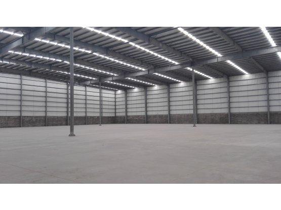 Bodega de almacenamiento industrial en Mamonal
