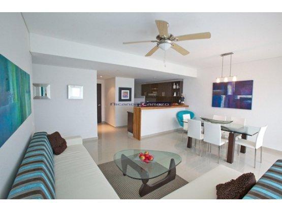 Venta de apartamento de 3 alcobas - Cartagena