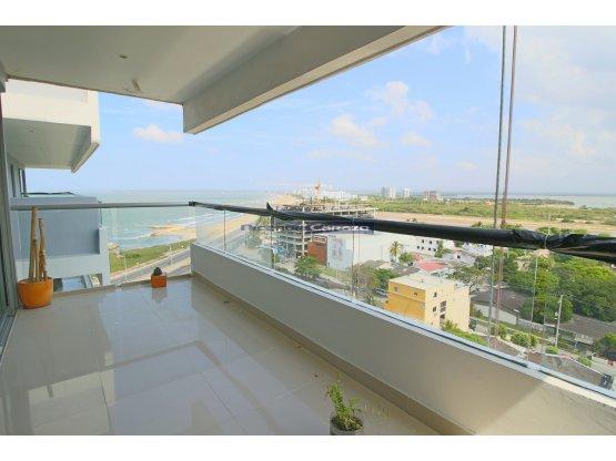 Vedemos apartamento en Beach Club en Cartagena