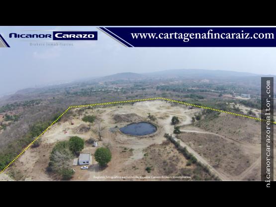 Lote en la zona industrial de Cartagena - Mamonal