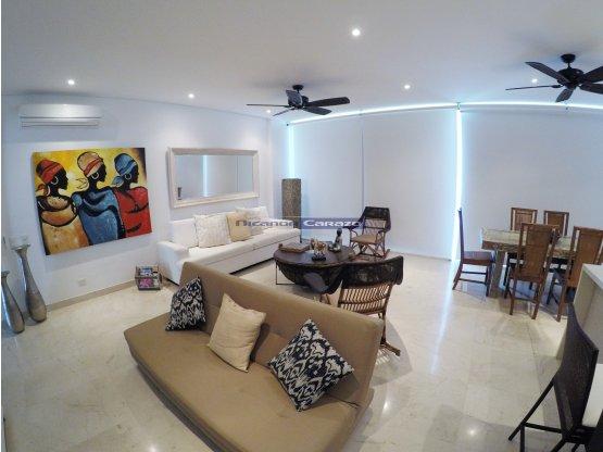 Venta apartamento 2 alcobas -Karibana Beach & Golf