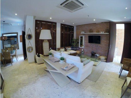 Exclusivo apartamento en el Centro Histórico - CTG