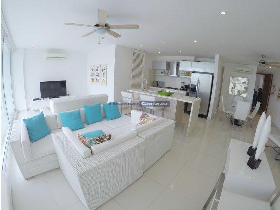 Venta de apto en Karibana Beach Golf - Cartagena
