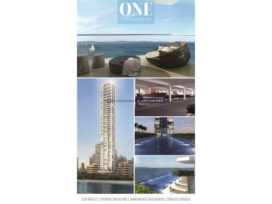 Proyecto edificio ONE Apartamentos - Cartagena