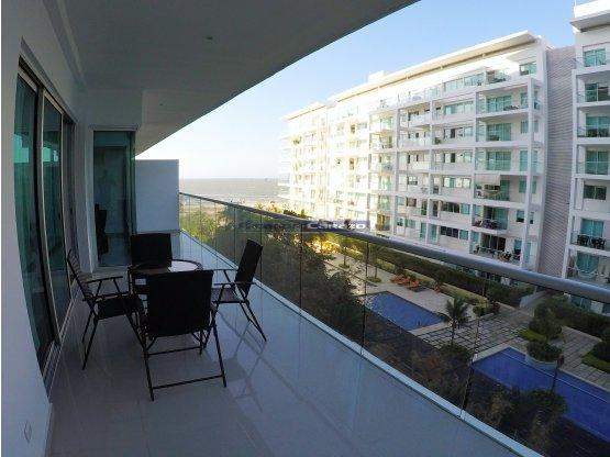 Vendemos apartamento en Morros Ultra - Cartagena
