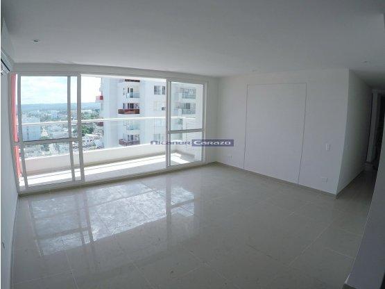 Vendemos apartamento en Condominio Atlantic - CTG