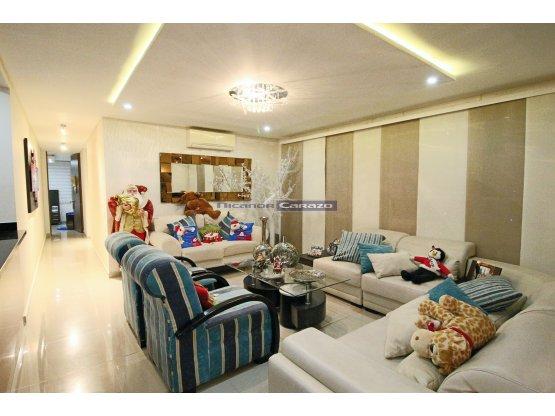 Venta de apto penthouse en Cond Atlantic Cartagena