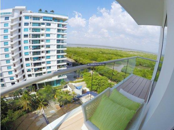 Vendemos apartamento en Los Morros - Cartagena