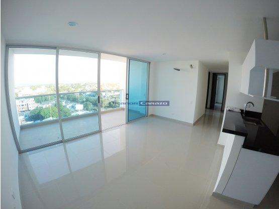 Arrendamos apartamento en Crespo - Cartagena