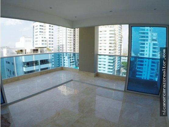 Venta de apartamento en Castillogrande - Cartagena