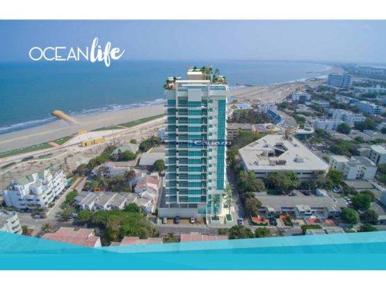 Apartamento en cesión en Ocean Life en Cartagena