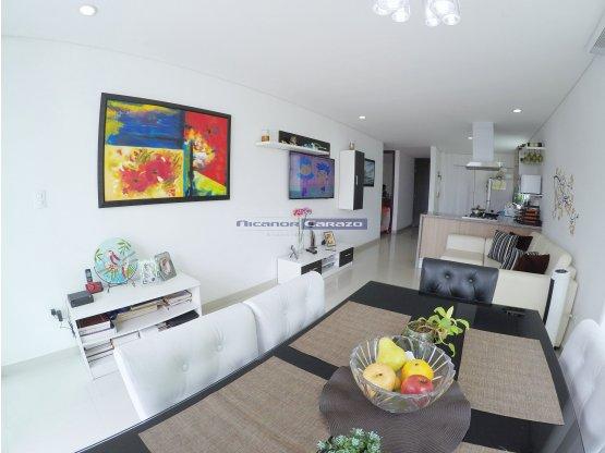 Vendemos apartamento 2 alcobas en Manga Cartagena