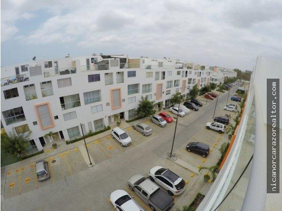 Venta de casa Town House - Cartagena de indias
