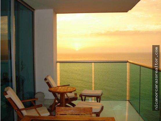Venta de apartamento en Terrazas del Mar - CTG