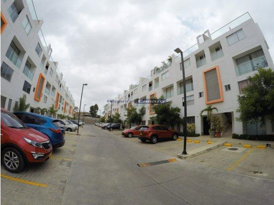 Venta de casa en Santorini Town House - Cartagena