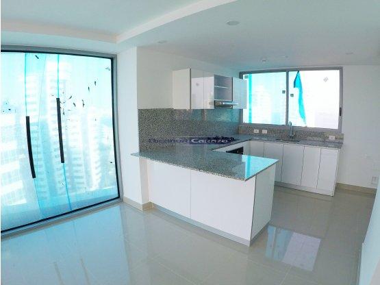 Vendemos apartamento de lujo en Bocagrande - CTG