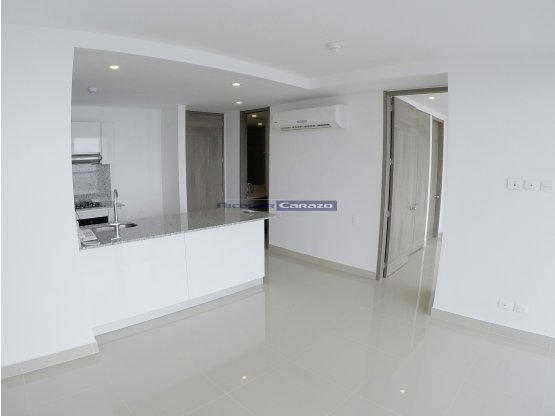 Vendemos apartamento en Bocagrande - 1 Alcoba