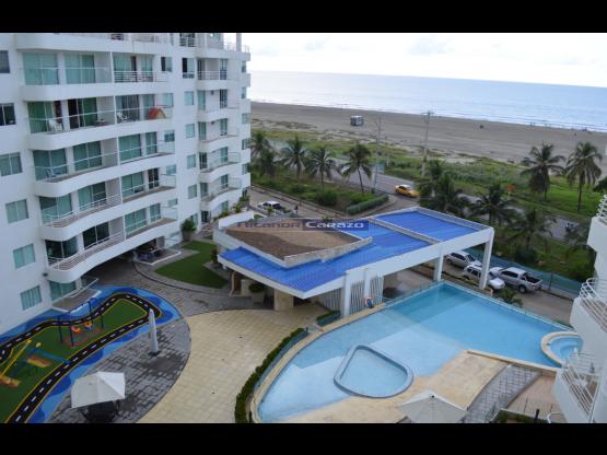 Apartamento en Cielo Mar. Zona Norte - Cartagena