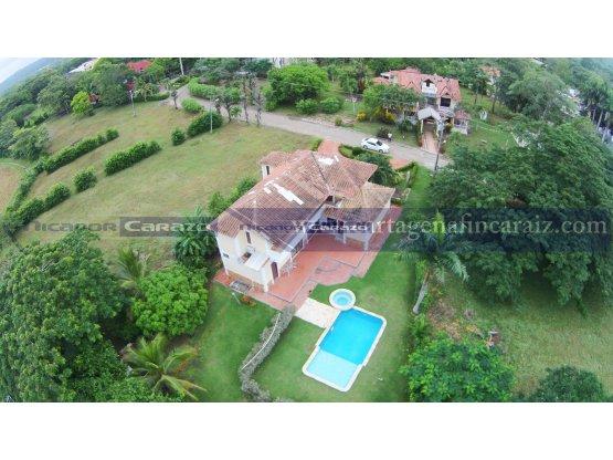 Vendemos casa campestre en Turbaco - Cartagena