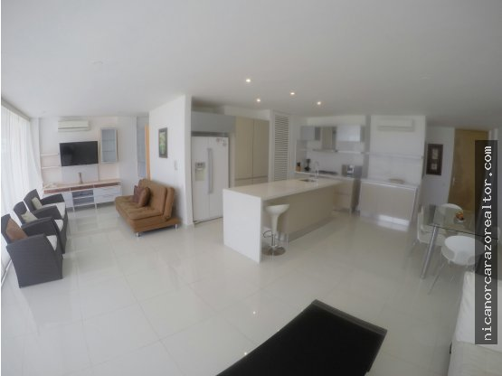 Apartamento Penthouse Duplex - Karibana