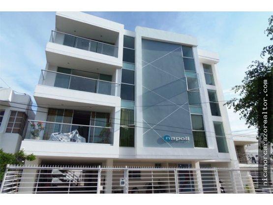 Venta de apartamento nuevo en Alto Bosque - CTG