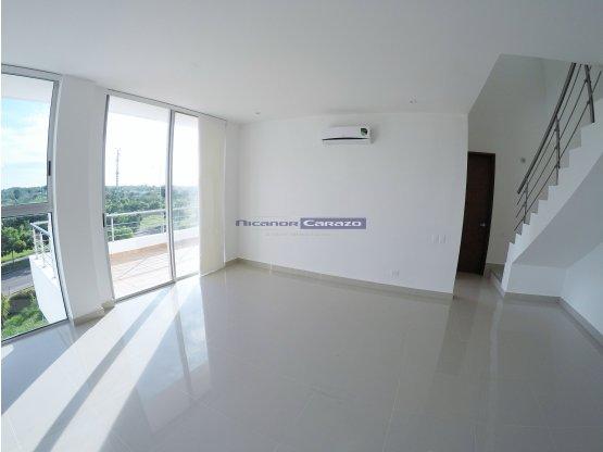 Venta de apartamento Duplex Cartagena Laguna Club