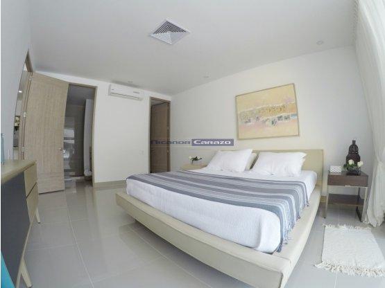 Apartamento con vista al Mar en Morros Eco. 2 Alc
