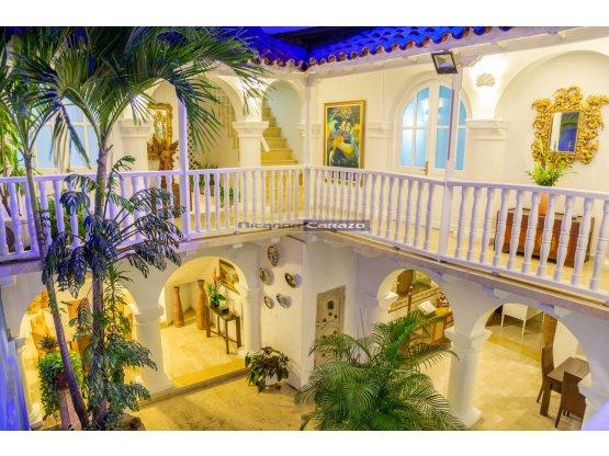 Venta de Casa en Centro Histórico - Cartagena