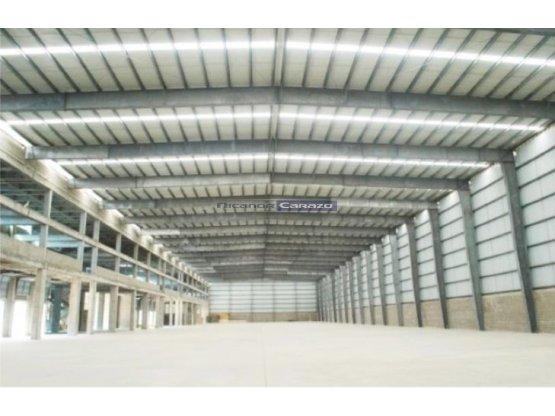 Alquiler de bodega industrial en Mamonal - CTG