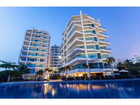Vendemos lujoso penthouse en la zona norte - CTG