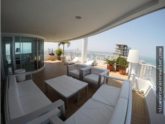 Venta de apartamento en Bocagrande - Cartagena