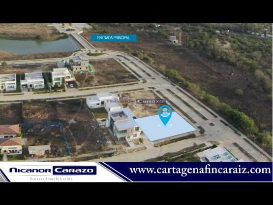 Vendemos lote en Sarria en Barcelona - Cartagena