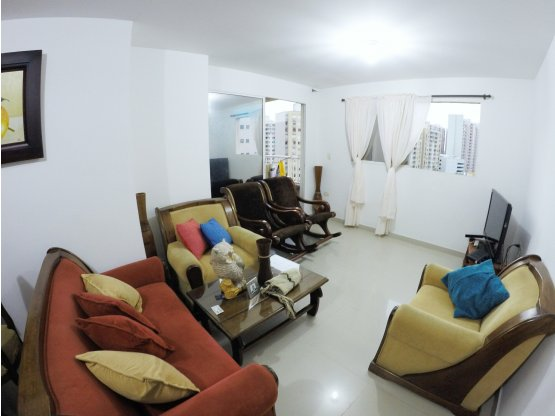 Venta de apartamento en Santa Monica - Cartagena