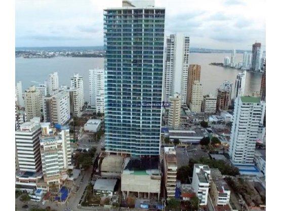 Venta de apartamento en Bocagrande - 1 Alcoba