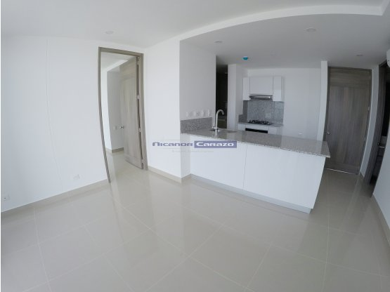 Vendemos apartamento de 2 alcoba en Morros City
