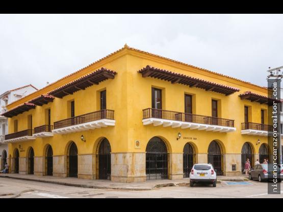 Venta de edificio en Centro Histórico - Cartagena