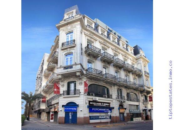 Hotel Plaza Fuerte 4* (Montevideo)