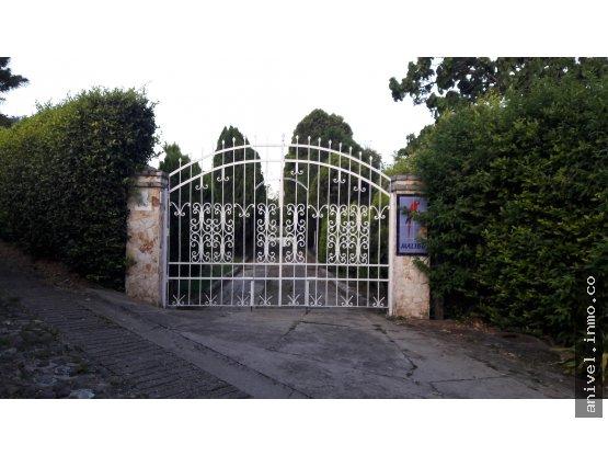 Casa Campestre Barbosa  27.000 m2