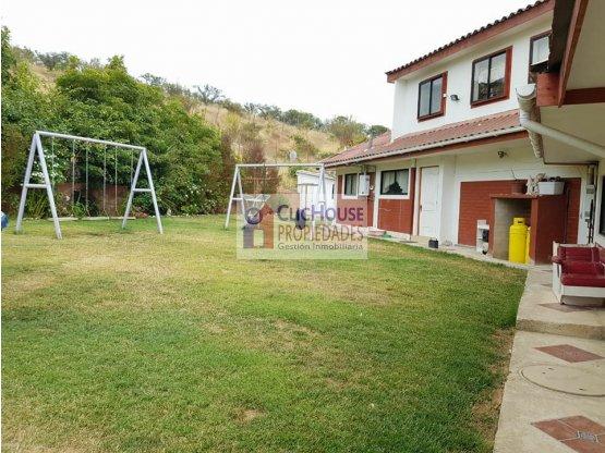 Vta Parcela con Casa 9D-6B Villa Alemana VD-353