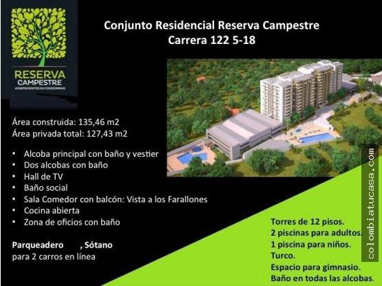 Gran oportunidad  Pance Proyecto Reserva Campestre