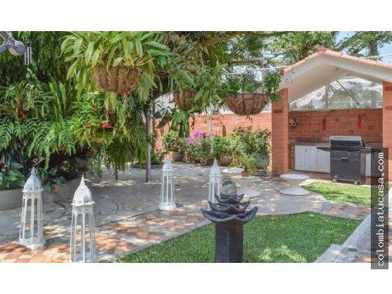 Vendo Espectacular Casa Campestre Condominio Pance