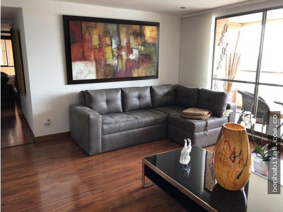 Apartamento en Arriendo en Santa Bárbara