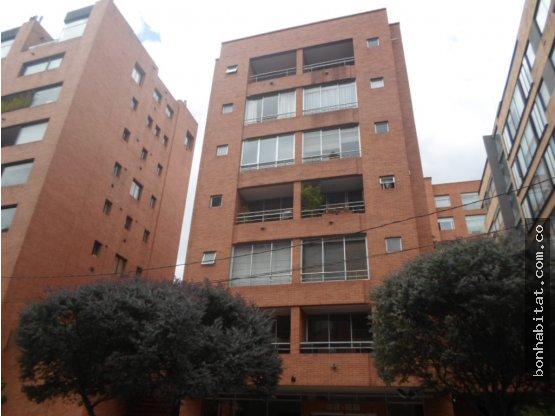Apartamento en Arriendo en El Virrey, Bogotá