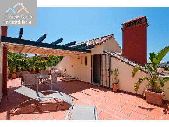 Alquiler Casa Pareada Marbella Milla de Oro