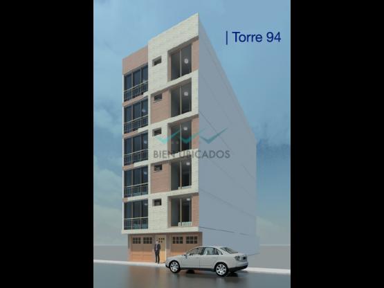 Apartamentos en Bogota · Proyecto Torre 94