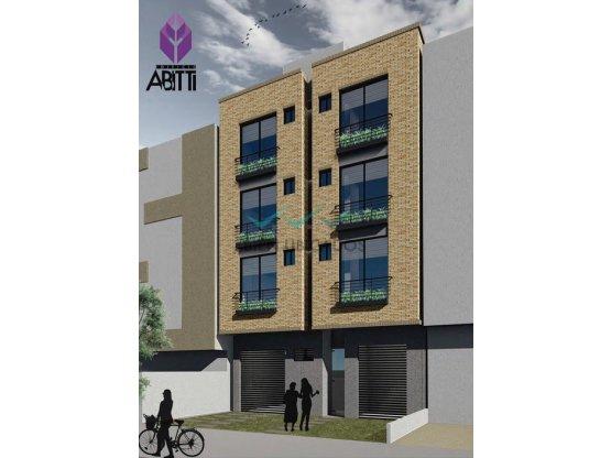 Apartaestudios en Bogotá · Proyecto Abitti