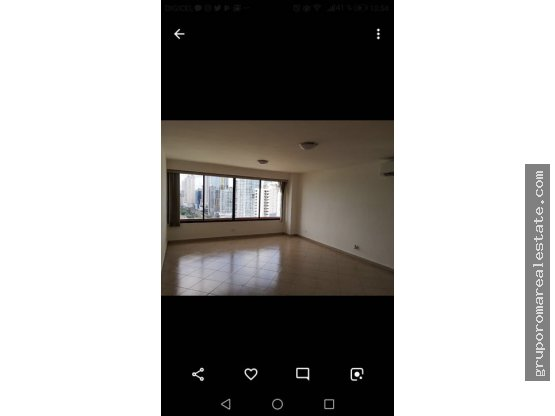 Alquiler de Apartmento en Paitilla